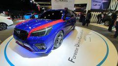 Subaru Forester FUCKS Edition, solo una provocazione?
