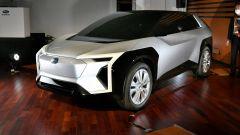 Subaru, il primo SUV elettrico realizzato con Toyota
