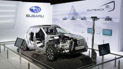 Subaru: il video dallo stand - Immagine: 4