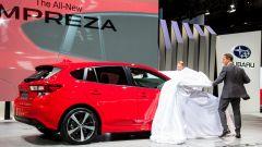 Subaru Impreza 2018: tutta nuova per Francoforte 2017 - Immagine: 1