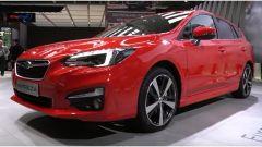Subaru Impreza 2018: tutta nuova per Francoforte 2017 - Immagine: 3