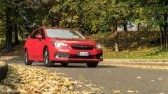 Subaru Impreza e-Boxer: al 2,0 litri benzina è affiancato un motore elettrico