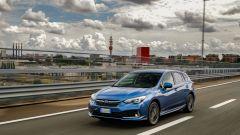 Subaru Impreza e-Boxer: dettaglio anteriore