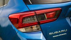 Subaru Impreza e-Boxer: dettaglio posteriore