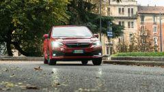 Subaru Impreza e-Boxer: fari e fendinebbia sono a LED