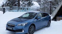 Subaru Impreza e-Boxer frontale