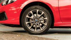 Subaru Impreza e-Boxer: i cerchi da 17