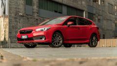 Subaru Impreza e-Boxer: i cerchi sono in lega da 17