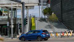 Subaru Impreza e-Boxer: il 3/4 posteriore