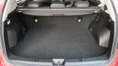 Subaru Impreza e-Boxer, interni: il bagagliaio