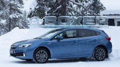 Subaru Impreza e-Boxer laterale