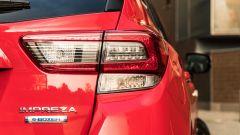 Subaru Impreza e-Boxer: particolare destro del posteriore