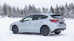Subaru Impreza e-Boxer posteriore