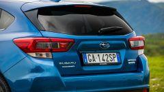 Subaru Impreza e-Boxer: trazione integrale e motore mild hybrid