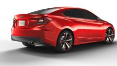 Subaru Impreza Sedan concept - Immagine: 1