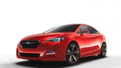Subaru Impreza Sedan concept - Immagine: 6