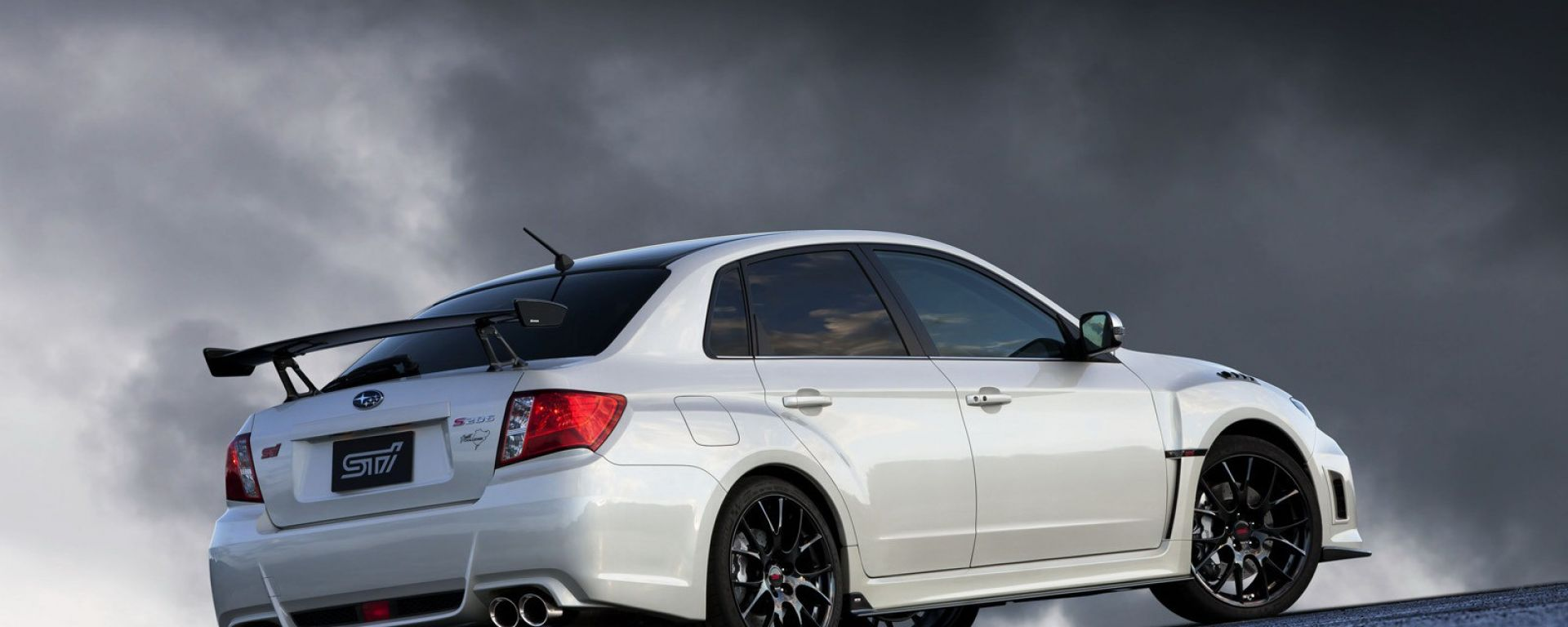 "Subaru Impreza WRX STI ""S206"""