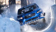 Subaru: storia di una Impreza lanciata su una pista di bob - Immagine: 1