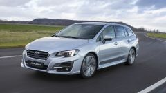 Subaru Levorg 2019, nuovo motore 2 litri