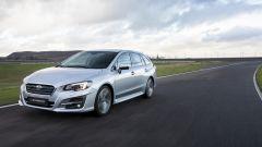 Subaru Levorg 2019, vendite a partire da luglio