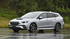 Subaru Levorg 2021, 3/4 lato sinistro