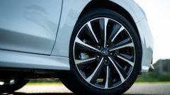 Subaru Levorg 2021, dettaglio del cerchio