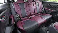 Subaru Levorg 2021, i sedili posteriori