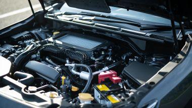 Subaru Levorg 2021, il motore Boxer da 1,8 litri
