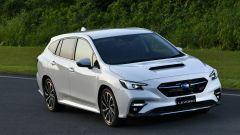Subaru Levorg 2021, la 3/4 dall'alto