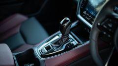 Subaru Levorg 2021, la leva del cambio automatico CVT Lineartronic
