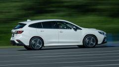 Subaru Levorg 2021: la nuova piattaforma la fa crescere di 65 mm