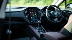 Subaru Levorg 2021, la plancia
