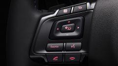 Subaru Levorg MY 2017: i comandi al volante