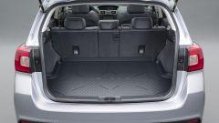 Subaru Levorg MY19, il bagagliaio