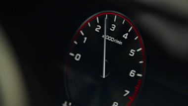 Subaru Levorg STi Sport 2020, il contagiri: nessuna indicazione sul tipo di cambio