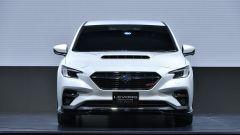 Subaru Levorg STi Sport prototype 2020, vista frontale