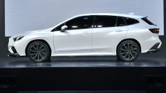 Subaru Levorg STi Sport prototype 2020, vista laterale