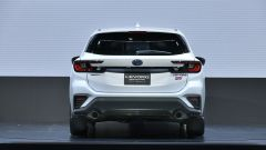 Subaru Levorg STi Sport prototype 2020, vista posteriore