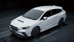 Subaru Levorg STi Sport prototype 2020
