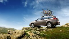 Subaru Outback Diesel Lineartronic 2014 - Immagine: 12