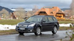 Subaru Outback Diesel Lineartronic 2014 - Immagine: 11