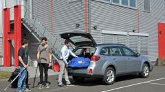 Subaru Outback Diesel Lineartronic 2014 - Immagine: 19