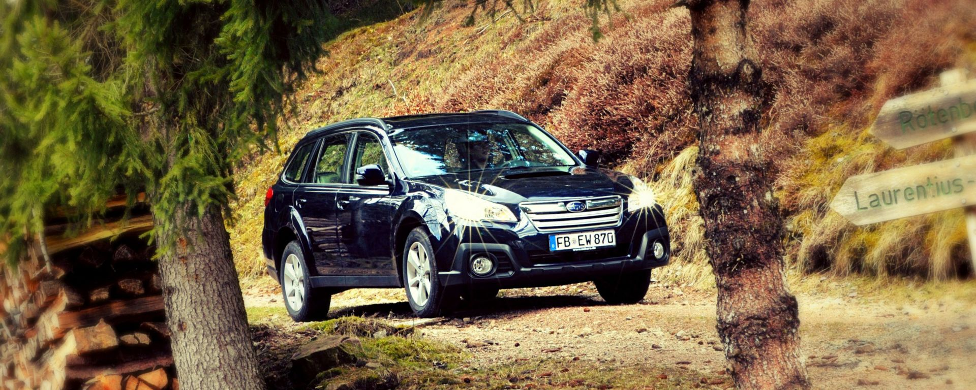 Subaru Outback Diesel Lineartronic 2014