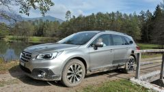 Subaru Outback 2015 - Immagine: 18