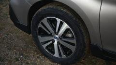 Subaru Outback 2018, i nuovi cerchi