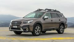 Subaru Outback 2021: 3/4 anteriore
