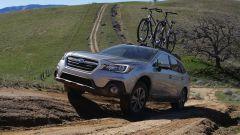 Subaru Outback restyling al Salone di New York