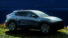 SUV elettrico Subaru Solterra (2022): interni, uscita, ultime news