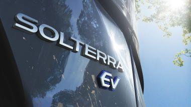 Subaru Solterra, il primo SUV elettrico della Casa delle Pleiadi