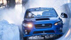 Subaru: storia di una Impreza lanciata su una pista di bob - Immagine: 3